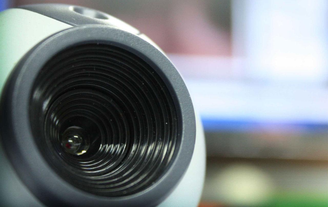 webcam site design