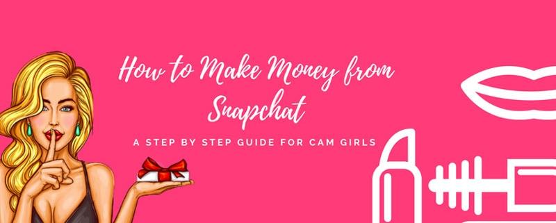 make money with snapchat