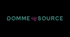 Domme Source logo design