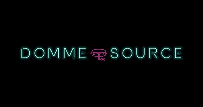 Domme Source logo design