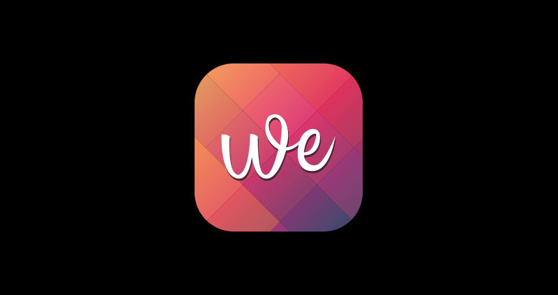 wecammodels adult logo design